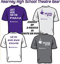 Kearney High School Theatre Gear